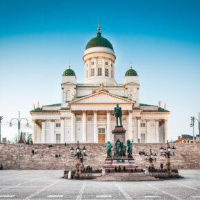 Ab nach Helsinki: 3 Tage Kurztrip am Wochenende mit 3* Studio & Flug nur 87€