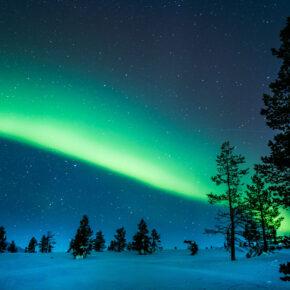 Schneeurlaub in Finnland: 5 Tage im 3* Hotel & Glas-Iglu inkl. Halbpension, Flug & Extras ab 1.229€