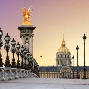 Wochenende in Paris: 2 Tage Romantik im zentralen TOP 3* Hotel nur 29€