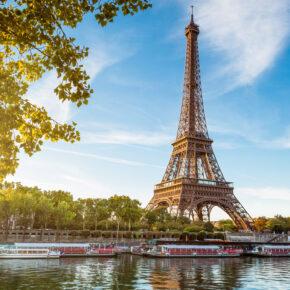 Wochenende in Paris: 2 Tage Kurztrip in die Stadt der Liebe mit Hotel nur 16€