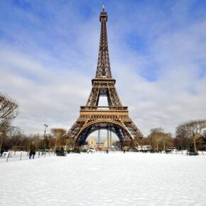 Winter-Wochenende in Paris: 3 Tage Städtetrip mit 3* Hotel für 36€
