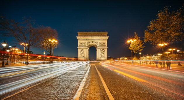 Frankreich Paris Tor