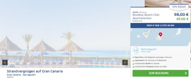 Gran Canaria BlueBay Beach Club