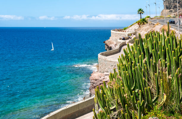 Gran Canaria Aussicht