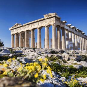 Athen Tipps - Sehenswürdigkeiten, Kultur und leckeres Essen an der Akropolis
