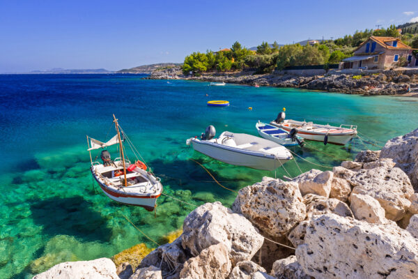 Beste Reisezeit für Griechenland