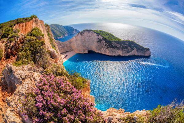 Griechenland Zakynthos Meer