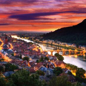 Weihnachtsmarkt in Heidelberg: 2 Tage übers Wochenende im 4* Hotel nur 26€
