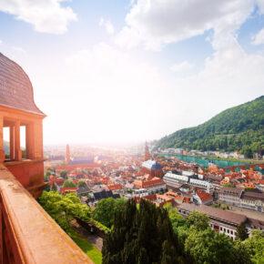 Heidelberg Gutschein: 2 Tage Städtetrip in verschiedenen 3-4* Hotels für 49€