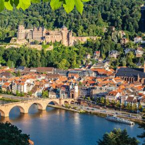 Heidelberg: 2 Tage am Wochenende ins TOP 3* Hotel nur 29€