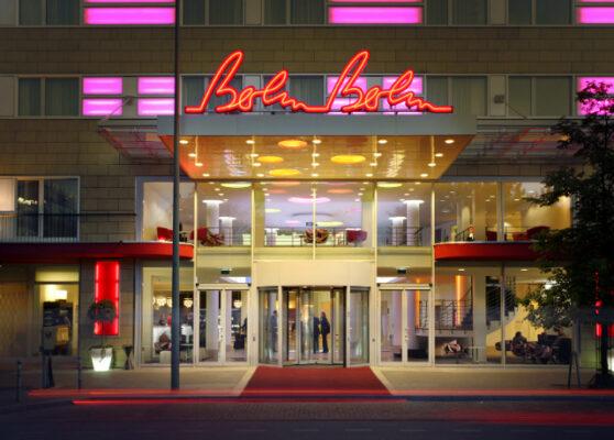 Hotel Berlin, Berlin Außen