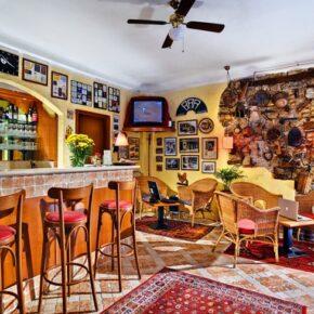Hotel Garni Riviera Bar