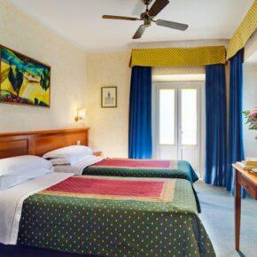 Hotel Garni Riviera Zimmer