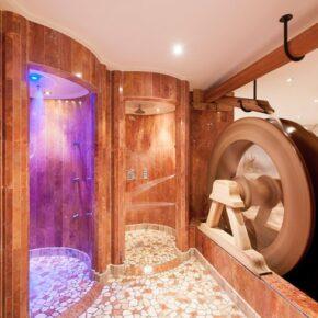 Hotel Regina Sölden Sauna