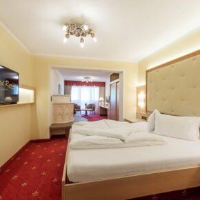 Hotel Regina Sölden Zimmer