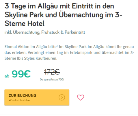 Hotel und Skyline Park