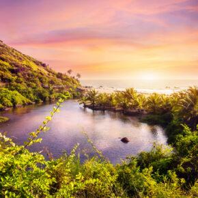 Indien: 13 Tage Goa mit guter Unterkunft & Flug nur 413€