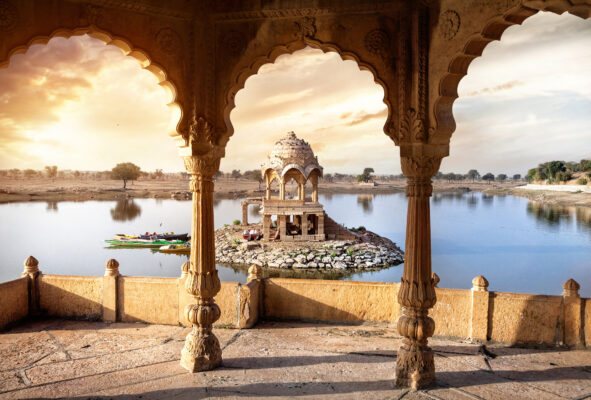 Indien Tempel
