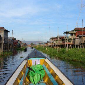 Myanmar: Inle Lake Tipps - Von Kalaw zum Inle Lake & rund um den See