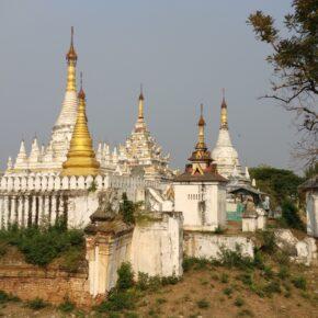 Myanmar: Mandalay Tipps – Sagain Hill, Insel Inwa & die längste Holz-Fußgängerbrücke der Welt