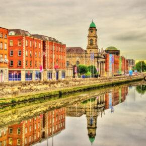 Wochenende in Dublin: 3 Tage Städtetrip mit zentraler Unterkunft inkl. Frühstück & Flug nur 79€