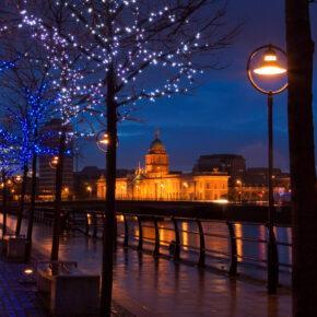 Wochenende in Dublin: 3 Tage in zentraler Unterkunft mit Flug nur 58€
