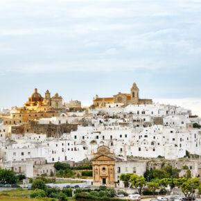Apulien im Juni: 5 Tage im eigenen Ferienhaus mit Flug nur 66€