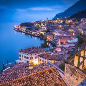 Italien: 7 Tage am Gardasee im 3* Hotel mit Halbpension & Wellness ab 219€
