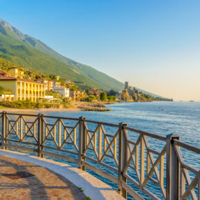 Wochenende am Gardasee: 2 Tage im TOP 4* Hotel inkl. Frühstück ab 60€