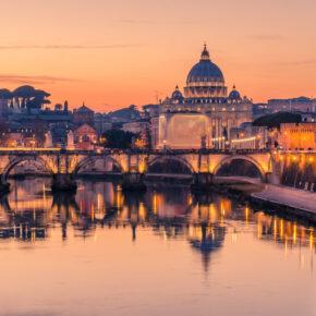 Megadeal: 4 Tage Rom mit gutem Hotel, Frühstück & Flug nur 63€