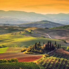 Auszeit in der Toskana: 8 Tage im tollen Apartment mit Flug nur 70€