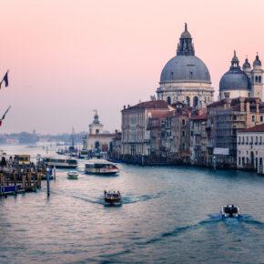 Langes Wochenende in Venedig: 4 Tage mit Hotel & Flug nur 69€
