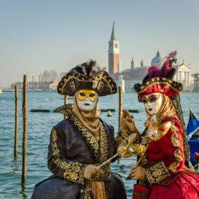 Langes Wochenende: 4 Tage Venedig mit zentralem Hotel & Flug nur 80€