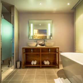 K West Hotel and Spa London Badezimmer