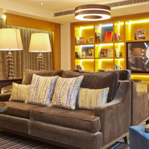 K West Hotel and Spa London Lounge