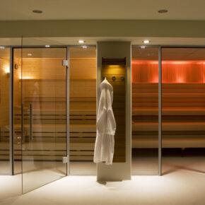 K West Hotel and Spa London Sauna