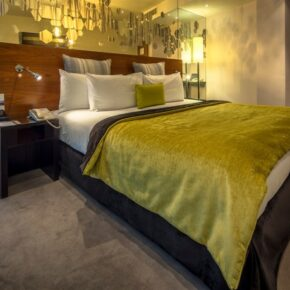 K West Hotel and Spa London Zimmer