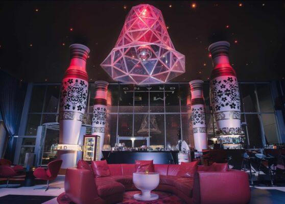 Kameha Grand Bonn Lounge