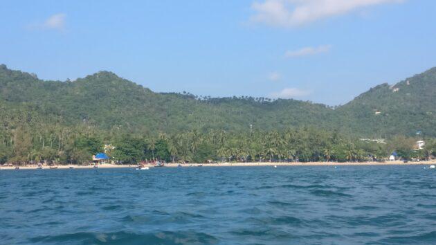Koh Tao Sairee Beach