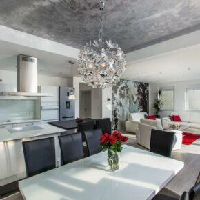 Kroatien Villa Küche