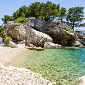 Nationalpark Kornati: 5 Tage in Kroatien inkl. Apartment mit Meerblick & Flug für 69€
