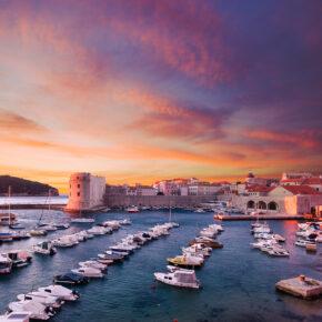 Beste Reisezeit für Kroatien