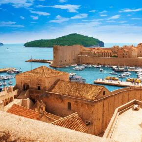 Dubrovnik über's Wochenende: 5 Tage im tollen Apartment mit Flug nur 98€