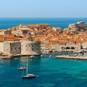 Auf den Spuren von Game of Thrones: 5 Tage Dubrovnik mit Apartment & Flug nur 163€