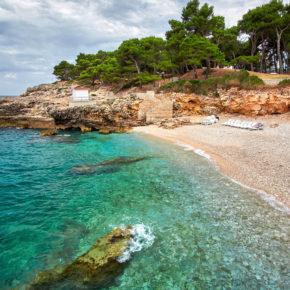 Kroatien: 8 Tage in Istrien mit eigener Ferienwohnung mit Pool nur 71€ p.P.