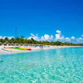 Kuba-Traum: 9 Tage im 4.5* Hotel mit All Inclusive, Flug & Transfer nur 599€
