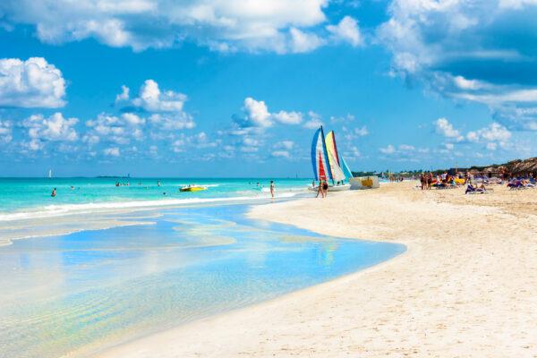 Kuba Varadero Strand
