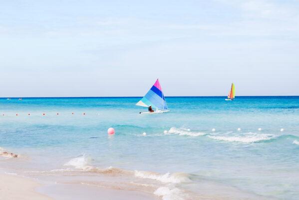 Kuba Varadero Windsurfen