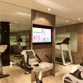 Le Colombier Hotel Fitness