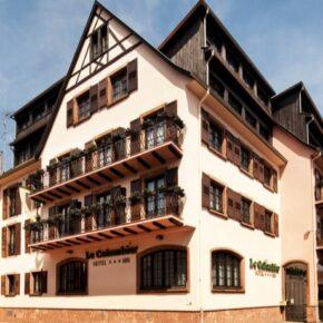 Städtetrip ins Elsass: 3 Tage im traumhaften 4* Hotel inkl. Frühstück & Extras nur 85€